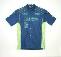 CS Racing Jeld-Wen Ford V8 Supercars Team Shirt Size Men's Small