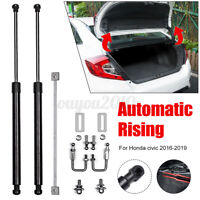 2X Trunk Lift Supports Shocks Gas Spring For Honda Civic Sedan 4-Doors