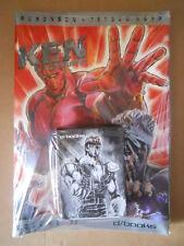 Ken Il Guerriero edizione D/Books vol.22 2011 + con Gadget Figure [G436]