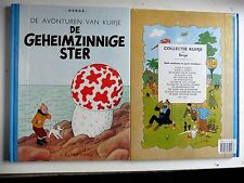 Kuifje in De geheimzinnige ster Facsimile Uitgave