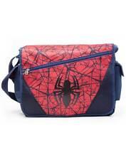 OFFICIAL MARVEL COMICS - THE ULTIMATE SPIDER-MAN SYMBOL MESSENGER BAG (NEW)