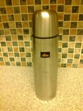 STAINLESS STEEL FLASK HOLDS 500ML