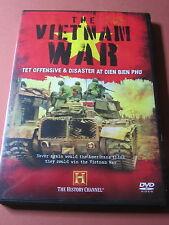 History Channel - The Vietnam War: Tet Offensive - DVD