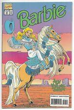 "Barbie #41 (Marvel, 1994) – ""Ride 'Em, Cowgirl!"" – FN/VF"