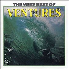 VENTURES - THE VERY BEST CD ~ SURF ROCK ~ GUITAR ~ GREATEST HITS *NEW*