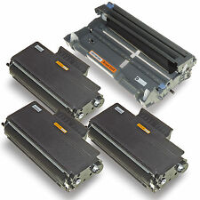 DR-3200 +3x TN-3280 für Brother Tonerpatrone+Tonertrommel TN 3280 DR 3200 TN3280