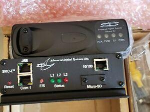 TAIT TM8105 TMAB12-H600 450-530MHz Radio W/ Advanced Digital Systems SRC-E III