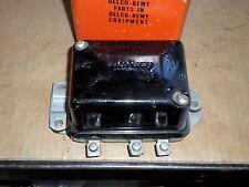 1939 1940 1941 1942 1948 49 1950 GMC Reo truck nos delco remy voltage regulator
