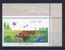 Bund/BRD 2116  Ecke 2 (110+50) -Naturschutz- ** Postfrisch 2000