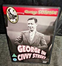 George In Civvy Street (DVD, 1946) George Formby FAST & FREE