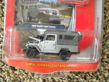 1980 TOYOTA LAND CRUISER #4         2008 JOHNNY LIGHTNING TRUCKIN' AMERICA  1:64