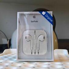 Genuine Apple Earphones Headphones for iPhone 5s, 5c, 6, 6s EarPods/ Mic - MD827