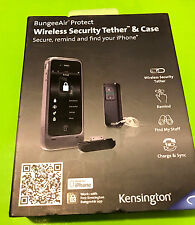 Kensington BungeeAir Protect Wireless Security Tether Case iPhone 4 New (B)
