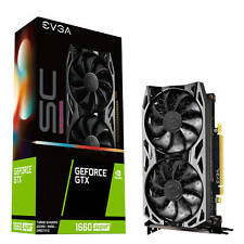 EVGA GeForce GTX 1660 SUPER SC ULTRA GAMING, 06G-P4-1068-KR, 6GB GDDR6, Dual Fan