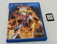 Ultimate Marvel vs Capcom 3 bon état UK Pal Sony PlayStation Vita PSV un