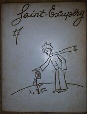 Livre 1963 Antoine Saint Exupéry Petit prince Première édition russ très bien