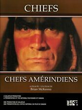 Chiefs (DVD 3) Sitting Bull, Pontiac, Joseph Brant, Black Hawk, Poundmaker NEW