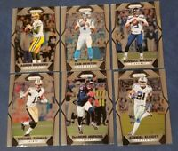 2017 Panini Prizm Football Veteran Base 1-200 You Pick From List