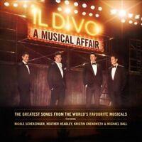 Il Divo - A Musical Affair [New & Sealed] CD