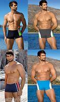 Men's Swimming Trunks Boxer Swim Shorts Swimwear Pants Size S M L XL XXL