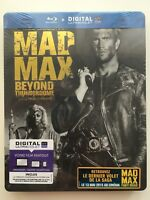 Mad max 3 BLU RAY STEELBOOK NEUF SOUS BLISTER Mel Gibson, Tina Turner
