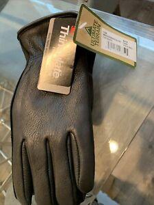 Men's Thinsulate 3M DeerskinWinter Snow Ski Gloves SIZe Xs
