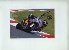 Scott Redding Marc VDS Racing Kalex Moto 2 Catalunya GP 2012 Signed Photograph 2