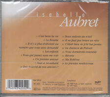 Isabelle Aubret - Chanson Francaise  (CD/NEU/OVP in Folie)