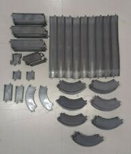 TOMY Thomas Trackmaster Grey Train Track Bundle