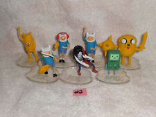 Cartoon Network Adventure Time Blind Mystery Figure Lot of 7 Jazwares 2011 (#2)