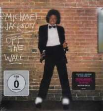 CD musicali oggi michael jackson