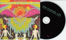 FLAMING LIPS With A Little Help From My Fwends UK promo test CD Miley Cyrus
