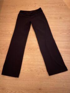 Kyodan Black Yoga Pants Size S Uk 8