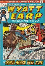 Marvel Comics lot of 4 Bronze age Western Comics, Two-Gun Kid, Gunhawks, more!