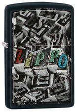 Lighter Zippo Letterexpress