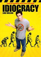Idiocracy DVD NEW