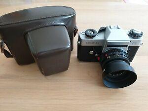 Leicaflex SL 35mm Spiegelreflexkamera inkl. Leitz Summicron-R 1:2/50mm Objektiv