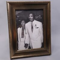 CREED - Apollo Creed & Mary Anne Framed Family Photo - Carl Weathers Movie Prop