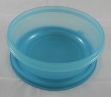 Tupperware B 26 Große Hitparade Frischebehälter Dose 600 ml Hellblau Blau 2.Wahl