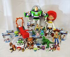Disney's Toy Story Lot: Figures, Collectibles, Minis, Toys & More (Qw)