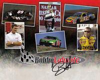 Bobby Labonte (USA) NASCAR Serie original signiert/signed !!!