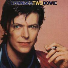 """David Bowie-ChangesTwoBowie (nouveau 12"""" NOIR ou BLEU VINYL LP)"""