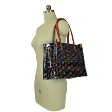 Dooney & Bourke Medium SHOPPER Tote in Black With Tag