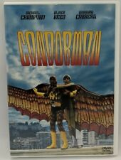 CONDORMAN DVD (RARE, HARD TO FIND, OOP 1999 ANCHOR BAY RELEASE!) W/ INSERT