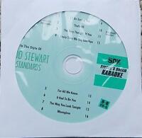 ROD STEWART STANDARDS KARAOKE CDGM OLDIES CD+G MULTIPLEX 8+8 - SDK9014
