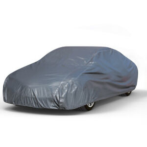 VAUXHALL CORSA D 2007+ - HEAVY DUTY FULLY WATERPROOF FULL CAR COVER COTTON LINED