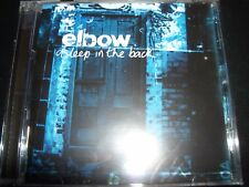 Elbow ‎– Asleep In The Back CD – Like New