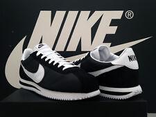 DS 2018 Nike Cortez Basic ID UK11 EU46 Negro Nailon og Compton Kendrick Gump Raro