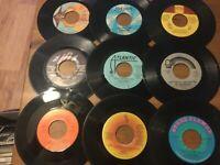 70's Soul-Funk 45 Lot: Rufus/ Ohio Players/ Al Green/ Bloodstone...VG+ Range