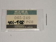 Citizen winding stem 065-249 1100A 1130E 1131E 1300A 1301A